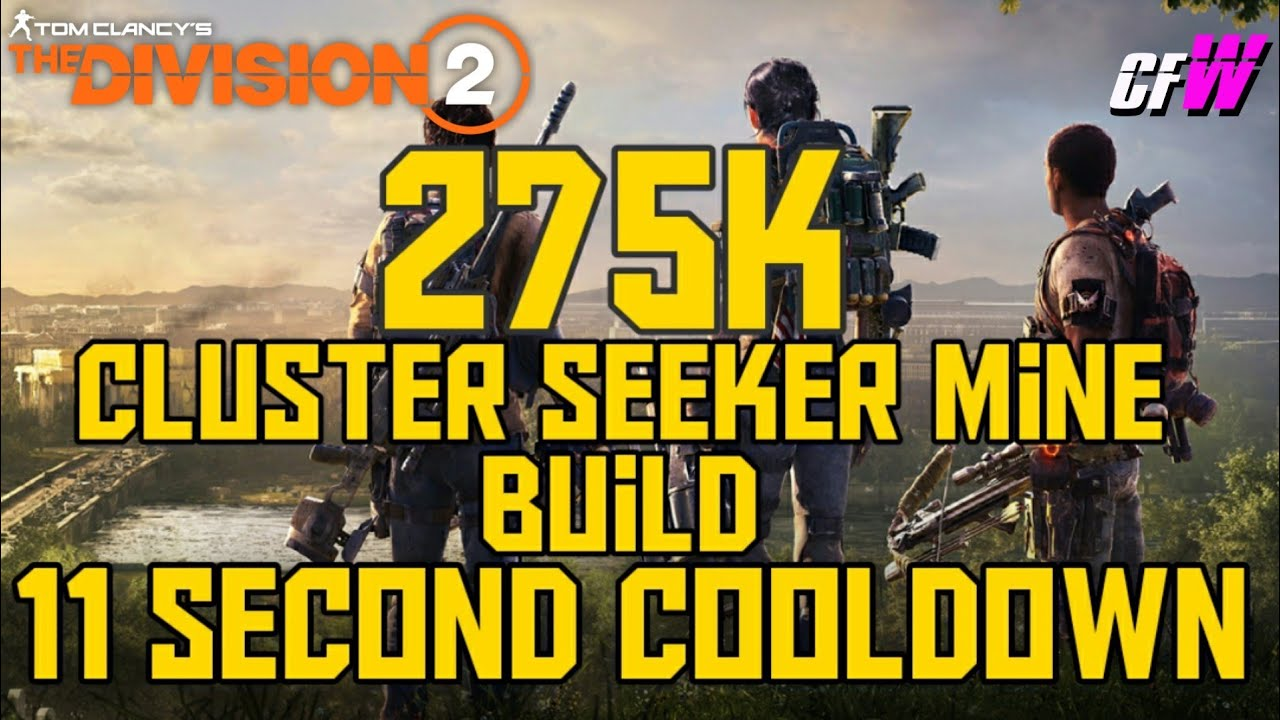 division 2 seeker mines manual