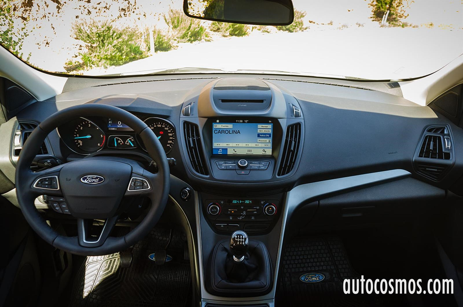 ford escape 2018 owners manual