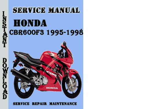 1998 zx6r owners manual pdf