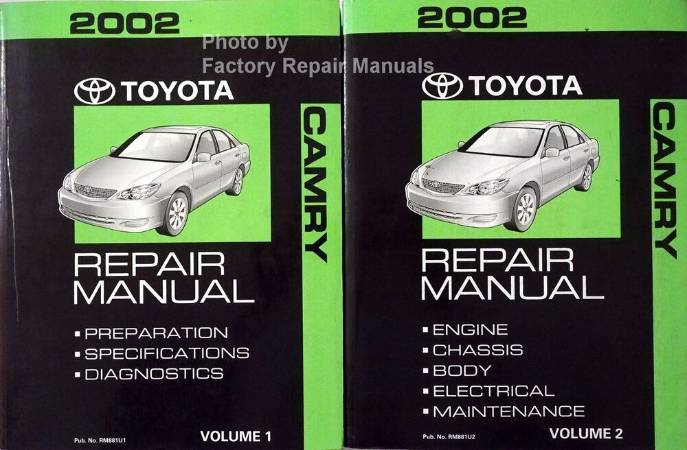 1999 toyota camry service manual