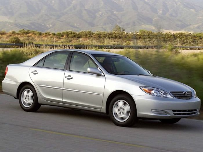 2002 toyota camry xle v6 owners manual