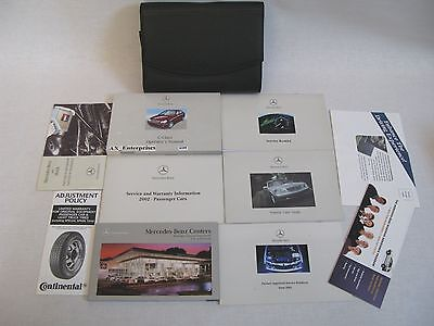 2002 mercedes c240 owners manual