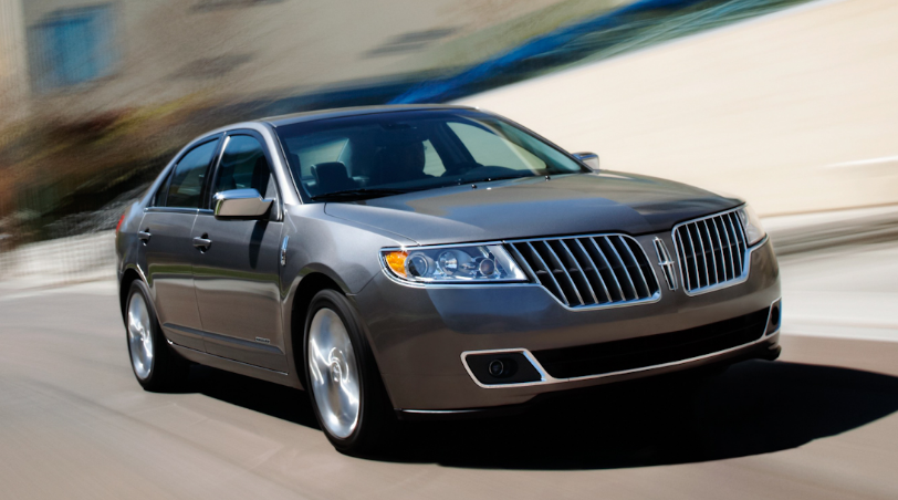 lincoln mkz hybrid owners manual