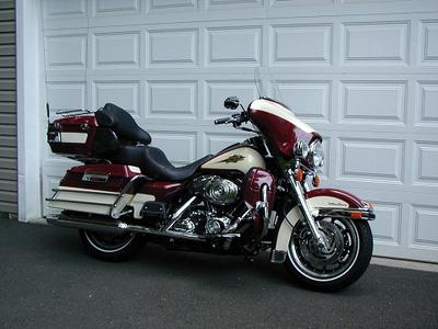 2007 harley ultra classic owners manual