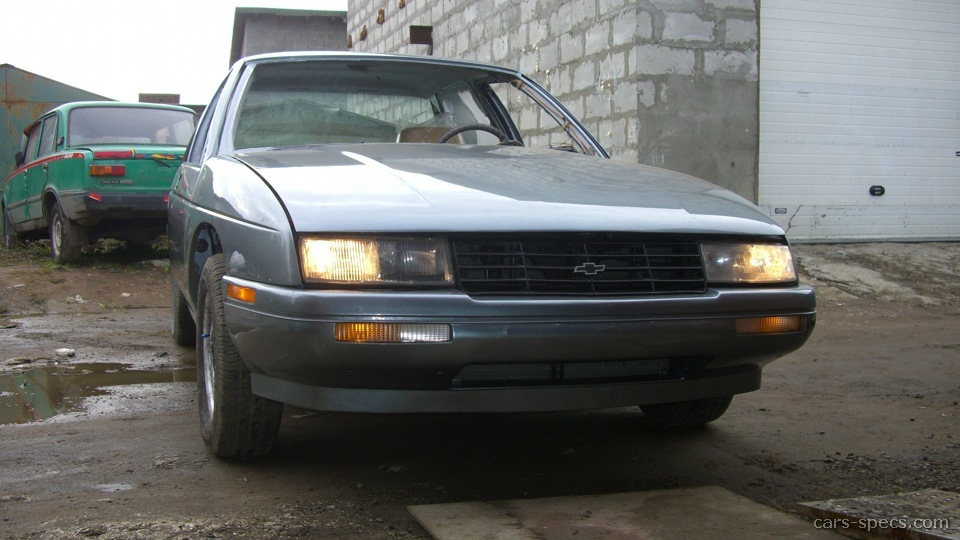 1991 chevrolet corsica owners manual