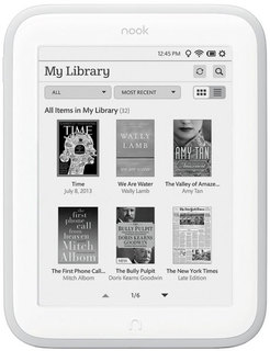 nook simple touch user manual pdf