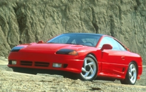 1991 dodge stealth owners manual
