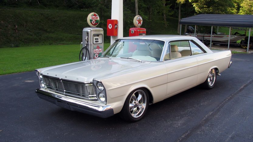 1965 ford galaxie 500 owners manual