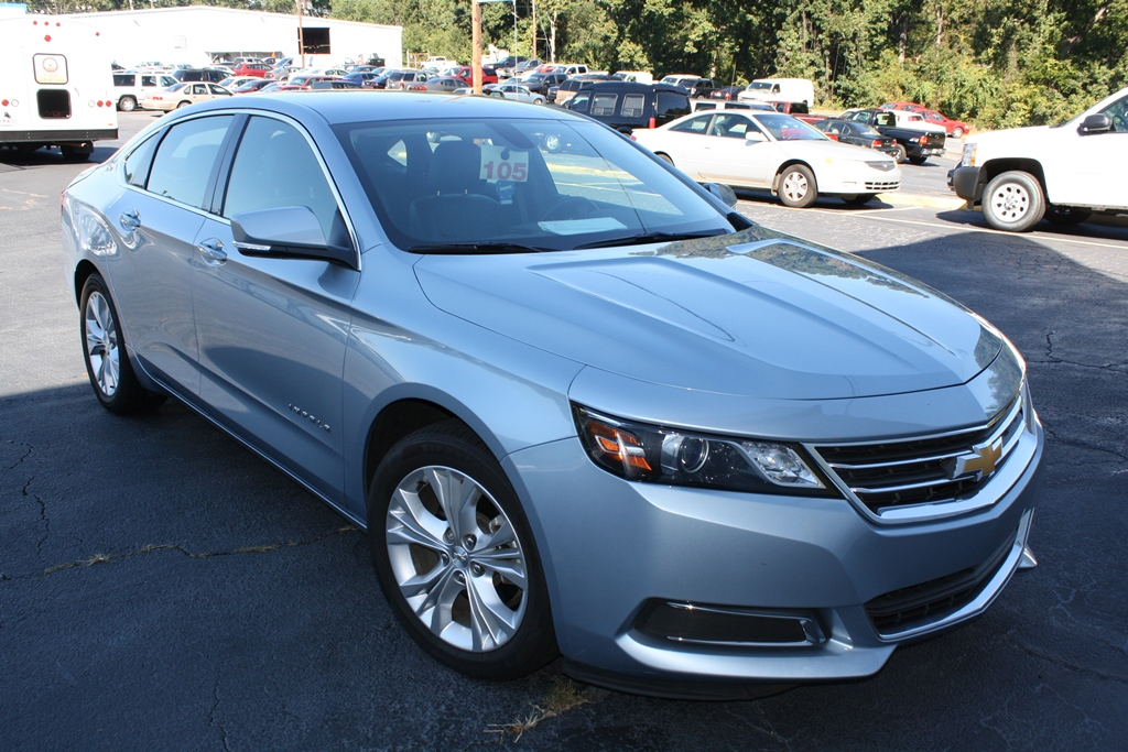 2014 chevy impala lt owners manual