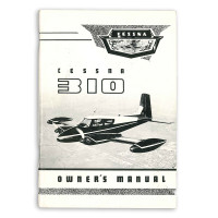 1955 cessna 180 owners manual