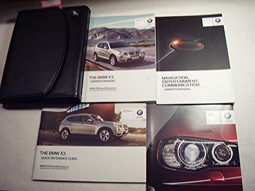 bmw x3 owners manual uk