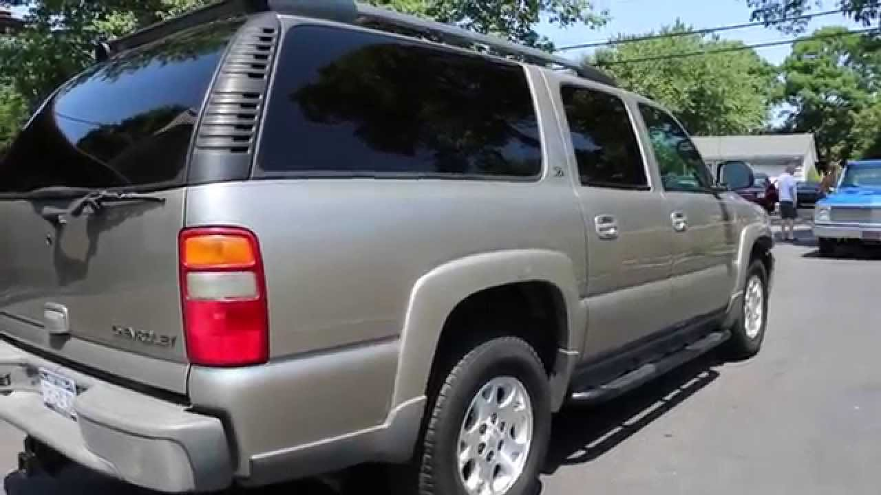 2003 chevy suburban z71 owners manual