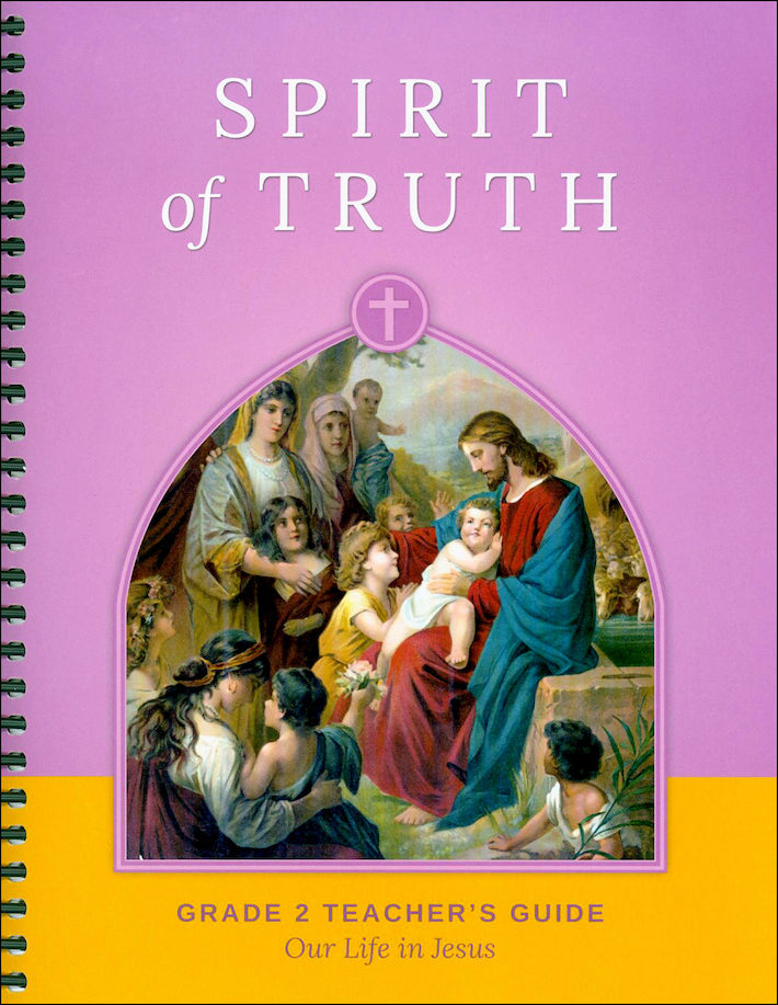 search for truth 2 teachers manual